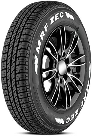 MRF ZEC 135/70 R12 65S Tubeless Car Tyre
