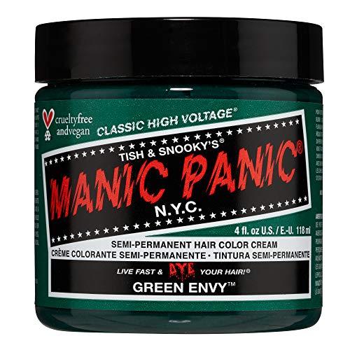 Manic Panic Green Envy Hair Dye Classic