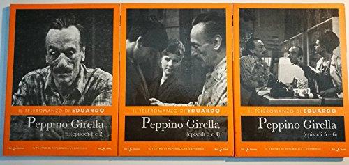 Peppino Girella - Serie TV - Eduardo de Filippo - Opera completa -6 episodi