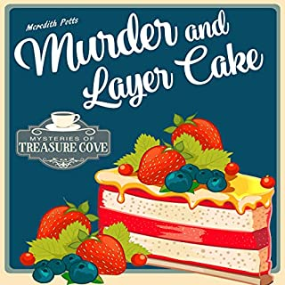 Murder and Layer Cake cover art