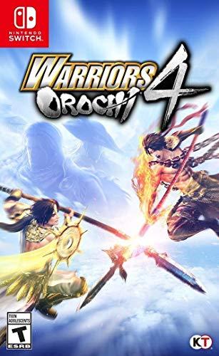 Warriors Orochi 4 for Nintendo Switch