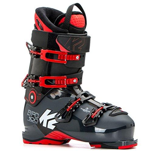 K2 Bfc 100 - Botas de esquí para Hombre, Multicolor, 26,5 (