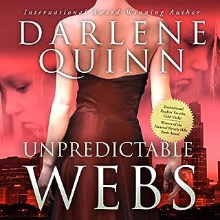 Unpredictable Webs audiobook cover art