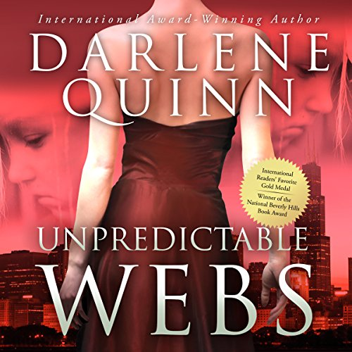 Unpredictable Webs audiobook cover art