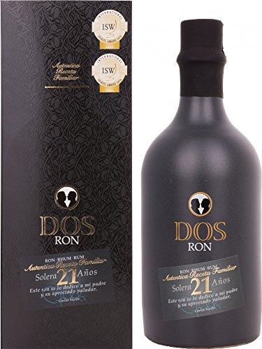 DOS RON Solera 21 Anos (1 x 0.5 l)