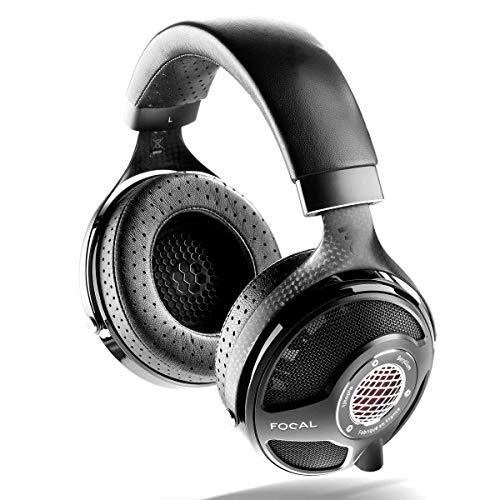 Focal Utopia Open Back Over-Ear Headphones (Black) (Renewed)