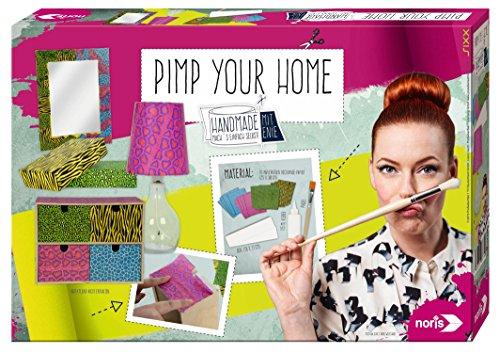 noris 606318079 - Enie Pimp Your Home, Bastelset