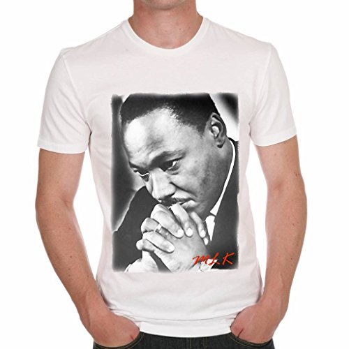 One in the City Martin Luther King Prying Men's T-Shirt