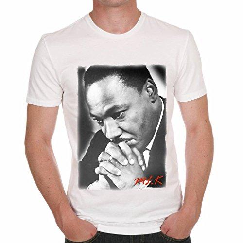 Martin Luther King Pryingtshirt herren, geschenk