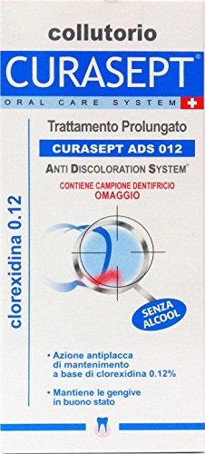 CURASEPT Collutorio Clorexidina 0,12% 200 Ml