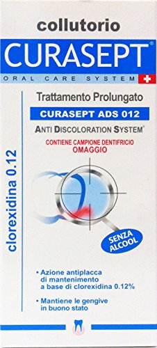 CURASEPT Collutorio Clorexidina 0,12% 200 Ml
