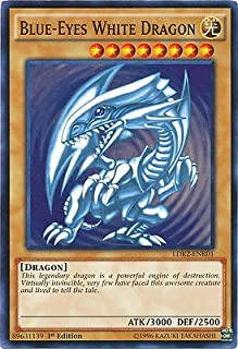 blue eyes white dragon version 1