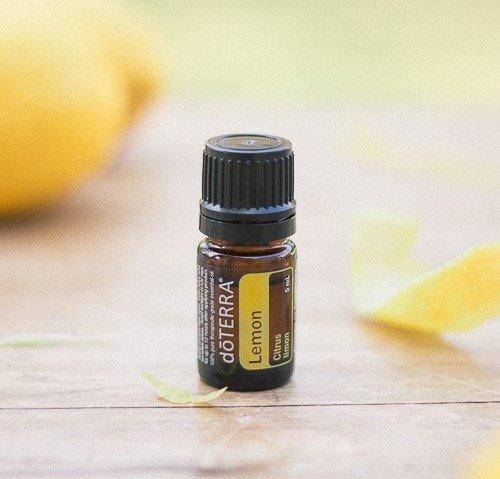 doTERRA Olio Essenziale di Limone 15ml
