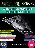 A Beautiful Monster: GEFORCE GTX 1080 (English Edition)
