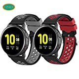 Fit for Samsung Galaxy Watch Active 2 40mm/ 44mm Watch Bands,...