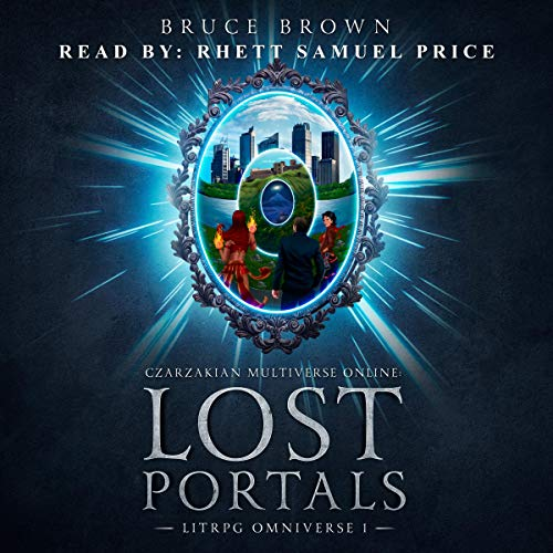 Lost Portals cover art