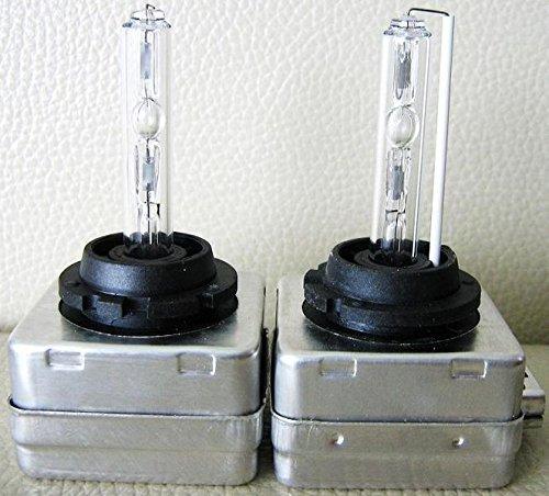 Paar 2 lampen D1S 6000 K Xenon geschikt voor alle Volvo C30 V40 V50 V60 V70 kleuren hoogwit voor kit koplampen installatie origineel auto notebook BIXENO