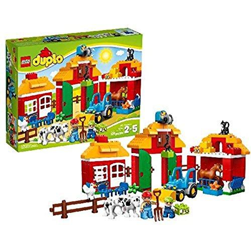 LEGO duplo La Grande Fattoria .LE, Multicolore, 3.LE10525