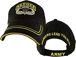 United States Army Ranger Cap Black