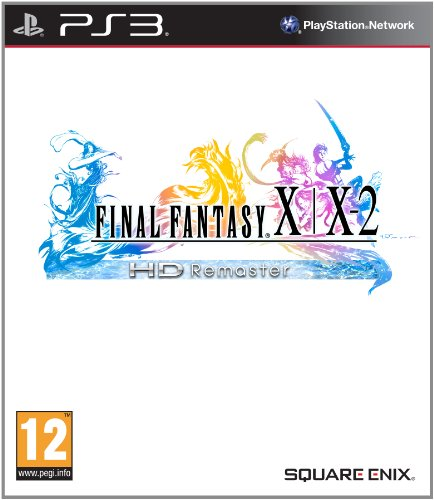 Final Fantasy X & X2 HD Remaster PS3