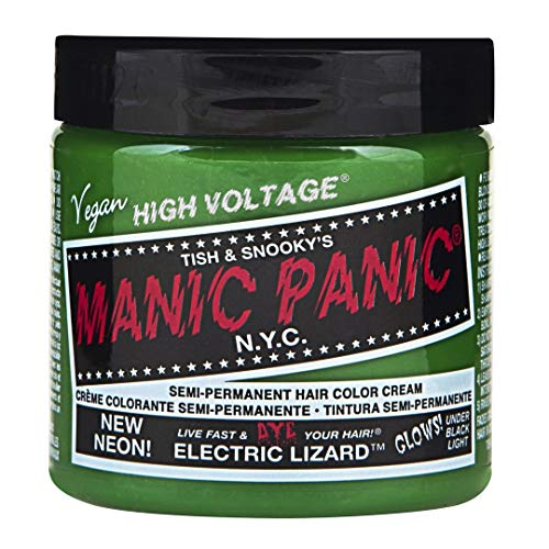 Manic Panic High Voltage Classic Coloration Semi-Permanente 118ml (Electric Lizard)