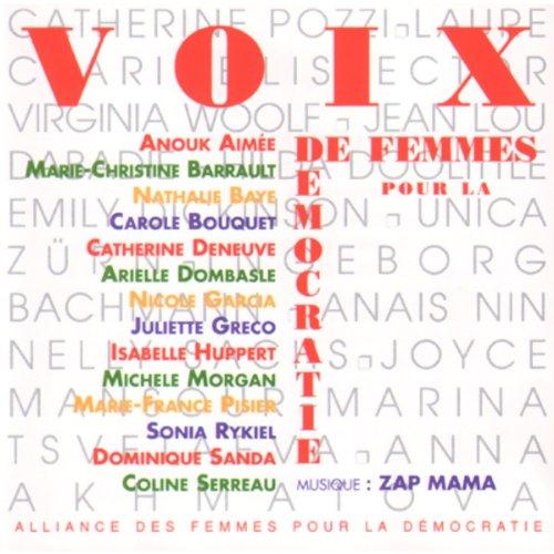 Voix de femmes pour la démocratie cover art