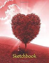Sketchbook: sketchbook for girls