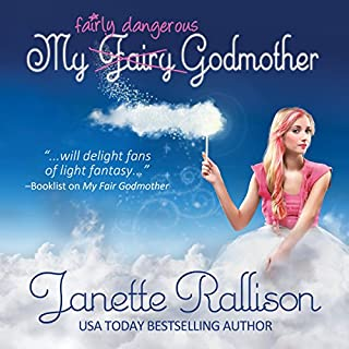 My Fairly Dangerous Godmother audiobook cover art