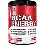 Evl Nutrition BCAA Energy, Fruit Punch