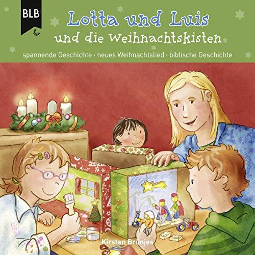Lotta und Luis und die Weihnachtskisten Titelbild