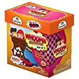 Whoopee Cushion Self Inflated 7' Set of 3 Gift Box Fart Prank Gag Novelty Trick Joke Toy for Kids Children Adults Office Home or Party