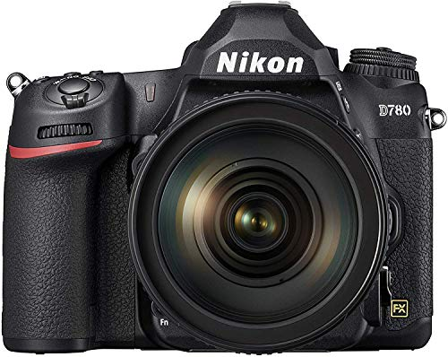 Nikon D780 DSLR Body with 24-120mm VR Lens