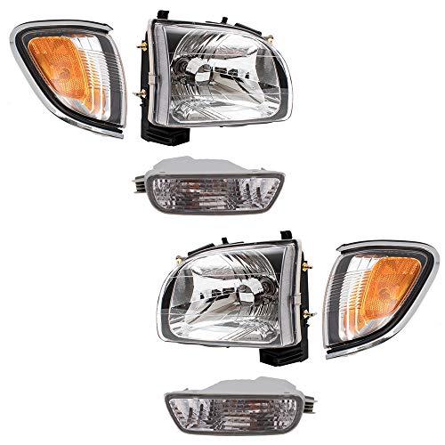 03 toyota tacoma headlights - 9