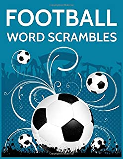 Football Word Scrambles: Ultimate Soccer Players Scramble Puzzle Collection