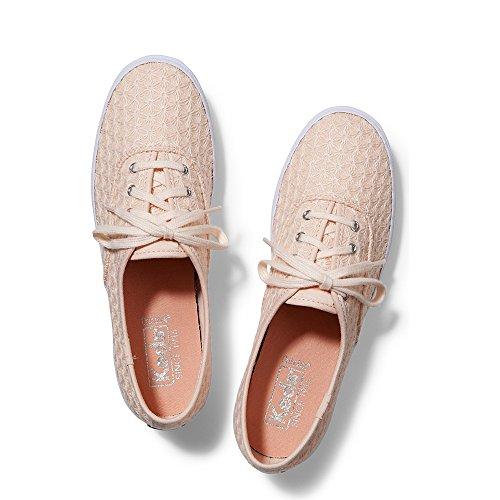 Keds Ch Mini Daisy, Zapatillas de Entrenamiento para Mujer, Naranja (Pale Peach), 37 EU