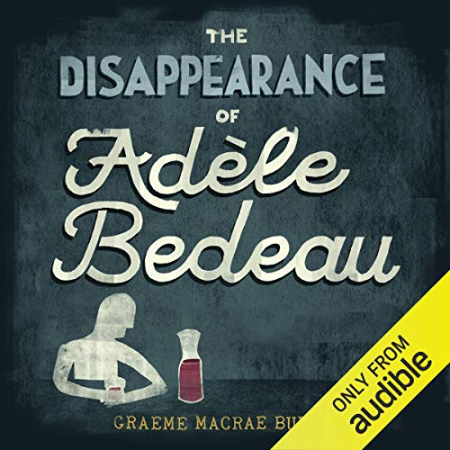 The Disappearance of Adele Bedeau  By  cover art
