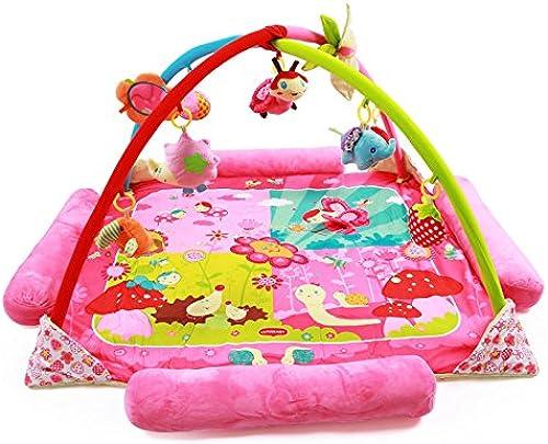 ordenar ahora JYSPORT Alfombras de juego juego juego y gimnasios bebés animalitos gimnasio para manta de juegos manta juguetes educativos  ¡no ser extrañado!
