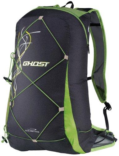 Camp Ghost - 15 liter Rucksack für Wandern Bike und Stadt black green