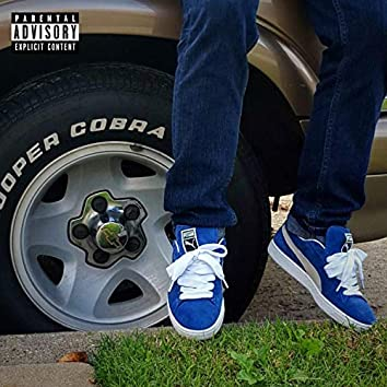 Blue Shoes Freestyle