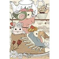 ジグソーパズル1000ピース大人,漫画の動物シリーズパズル犬鹿鳥,木製パズル,挑戦的な難しいゲームおもちゃ,子供のための装飾壁画,004