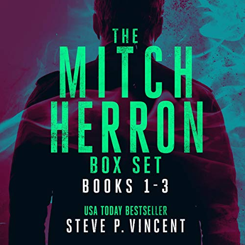 Couverture de The Mitch Herron Series: Books 1-3
