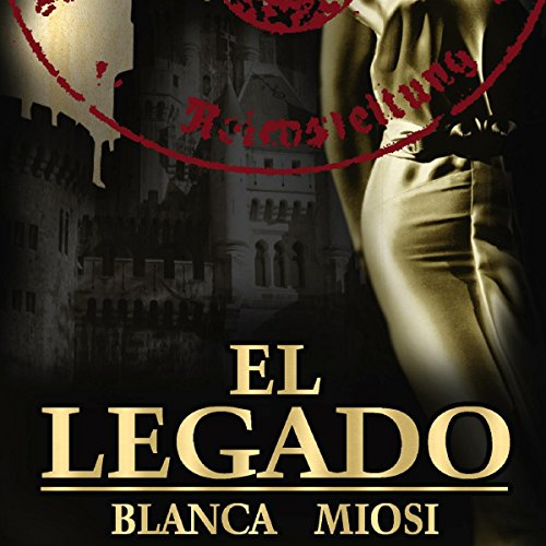 El legado [The Legacy] audiobook cover art