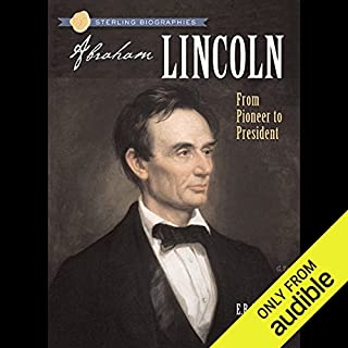 Sterling Biographies audiobook cover art