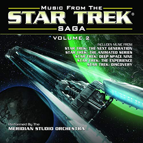 Meridian Studio Orchestra - Music From The Star..