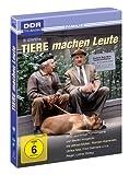 Tiere machen Leute - DDR TV-Archiv ( 3er Digipack ) [3 DVDs]