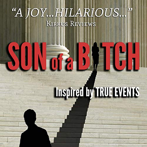 Son of a B---h Audiobook By Jason B. Sheffield cover art