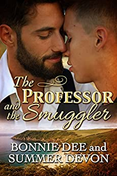 The Professor and the Smuggler by [Bonnie Dee, Summer Devon]