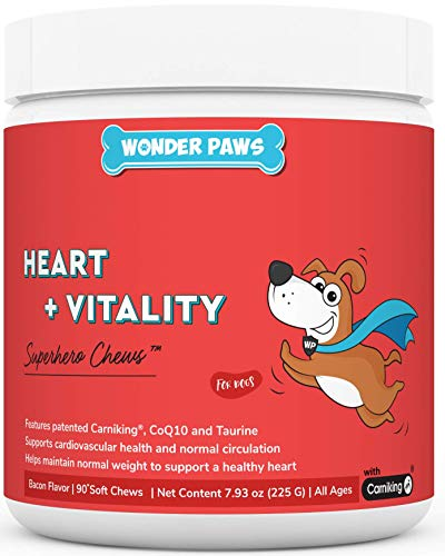 Top 10 best selling list for best supplement for dogs heart
