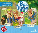 Peter Hase Hörspielbox 1 (CD 1-3)