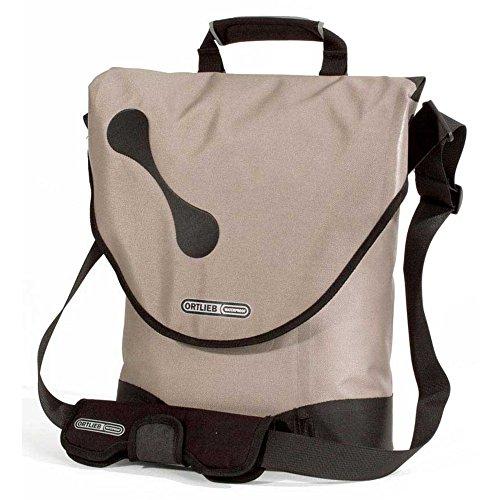 Ortlieb Tasche mit Schultertragegurt, City-Shopper, savanne/schwarz